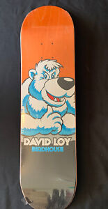 David Loy Birdhouse Skateboard deck