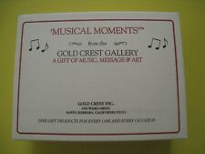 "Mary Engelbreit Gold Crest Musical Moments  ""Friendships"""