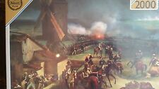 Vintage new 2000 piece jigsaw of The Battle of Valmy