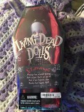 LIVING DEAD DOLLS Mezco FLAMINGO 93080 BRAND NEW FACTORY SEALED Box