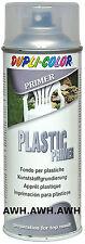 1x400ml Plastic-Primer Plastik Haftgrund Lackspray Grund Grundierung Farblos