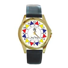 **CUSTOM NAME OR TEXT ** RAF WW2 1940'S SECTOR CLOCK REPRO REPLICA WRISTWATCH