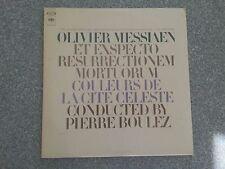 Et Exspecto Resurrectionem Mortuorum Messiaen Record MS 7356