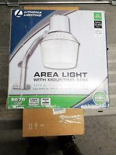 lithonia lighting area light 150w metal halide security