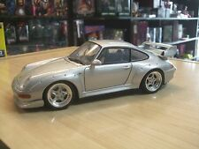 Porsche 911 GT2 Street 1997 Silver scale 1/18 by  UT Model's