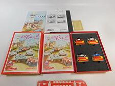 as254-1# Schuco Piccolo 05218 Set Eifel Classic 2003: BMW + MB etc. , NIP