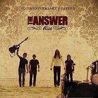 THE ANSWER - RISE-10TH ANNIVERSARY EDITION  2 CD NEU