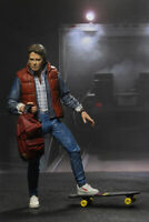 BACK to the FUTURE: ULTIMATE MARTY McFLY 7″ Action Figure 18 cm NECA