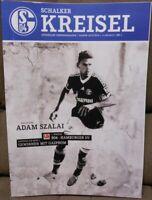 FC Schalke 04 Schalker Kreisel Magazin 11.08.2013 Bundesliga Hamburger SV /50