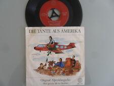 Original Alpenklangecho/Die Tante aus Amerika 7 Inch Vinyl/Single