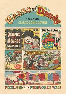 Beano and The Dandy Classic Comic Covers 1937-1988 (phil-comics)
