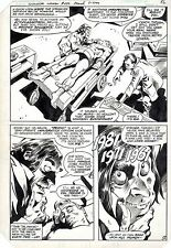 GENE COLAN  Original Art Page WONDER WOMAN
