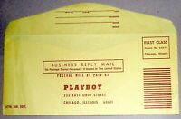 Vintage PLAYBOY Envelope
