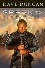 Speak to the Devil Hardcover Dave Duncan