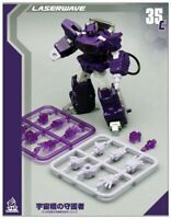 IN STOCK!Transform Toy MFT MF-35C Shockwave mini G1 Transformation Action Figure