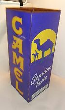 "CAMEL CIGARETTES- METAL ASHTRAY HOLDER w/o ASH TRAY IN-STORE DISPLAY - 24"" TALL"