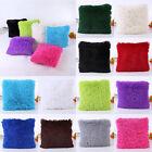 Square Color Corn kernels Corduroy Sofa Decor throw Pillow Case Cushion Cover