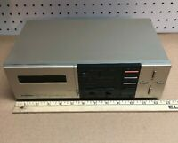 Pioneer CT-X6 Stereo Single Cassette Player Tape Deck - For PARTS REPAIR