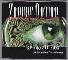 Kernkraft 400 - Zombie Nation - CD (6 x Track BANG0041 Australia)