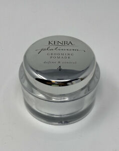 Kenra Platinum Grooming Pomade 4 For Definiton An Control, 2 oz.