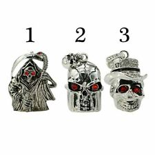 Pen Drive Metal Skull Necklace 8GB 16GB 32GB 64GB Crystal USB Memory Stick Lot