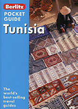 Tunisia Berlitz Pocket Guide by Berlitz Publishing Company (Paperback, 2004)