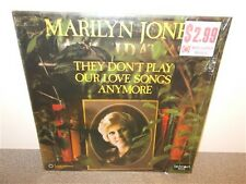 Marilyn Jones . They Don't Play Our Love . Canadian Talent . Birchmount . LP