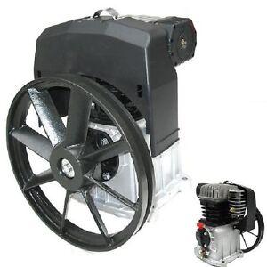Profi Kompressoraggregat 600 ltr 10bar Kompressor Aggregat M13 Druckluft 3-4kW