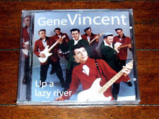 CD Gene Vincent - Up A Lazy River 2007 Goldies Be Bop A Lula Portugal Import NEW