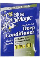 blue magic moisture rich deep conditioner enriched with olive oil 1.75oz