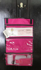 New! Celebrity Women Basic Stylish & Versatile Cosmetic Bag Fitted Travel Valet