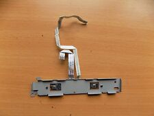 Toshiba Satellite L550 Touchpad Mouse Button Board and Cables