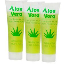Aloe Vera Gel 99,5% - Haut-Pflege Feuchtigkeit Kosmetik Cosmonatura 3x 250ml