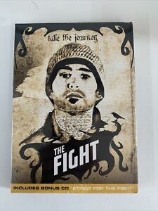 THE FIGHT:  TAKE THE JOURNEY. A 30 DAY GUIDE FOR CHRISTIAN GUYS – DVD+CD BOX SET