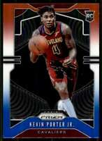 2019-20 Prizm Red White Blue Prizm RC Kevin Porter JR. Rookie Cavaliers #274