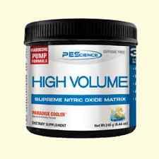 PES High Volume Nitric Oxide Matrix Insane Pump Blue Frost Glycerol