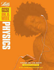 GCSE IN A WEEK + OPTION TO PURCHASE PODCAST PHYSICS, New, EDUCATIONAL EXPERTS Bo