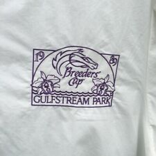 1989 Gulfstream Park Breeders Cup Jacket New Old Stock