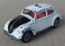 Husky / Corgi Juniors - VW Volkswagen 1300 Beetle Police Car - 1960s model