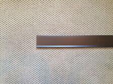 "Johnsonite rubber 4"" wall base Dark Brown (DC44) 4' lengths,120 LF/Box"