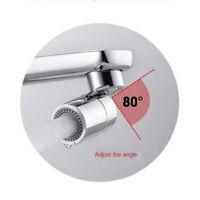 Rubinetto girevole a 360 gradi Aeratore Risparmio idrico Cucina Rubinetto Testa