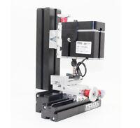 12000rpm 60W High Power Metal Mini Lathe DIY Micro Milling Machine Millier NEW/.
