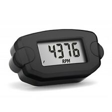 TTO Trail Tech Black Tachometer for Paramotoring & Powered Paragliding