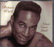 Robert Ward-Never Never Land cd maxi single