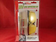 Leak Detection Kit UV Light 438 - LED LIGHT - INTERDYNAMICS A/C PRO IDQ