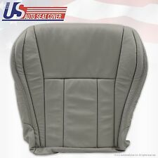 1996 1997 1999 2000 Toyota 4Runner Driver Bottom Leather Seat Cover Color Gray