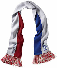 Nike NETHERLANDS KNVB holland dutch SOCCER Team Supporter Flag SCARF white NEW