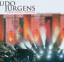 UDO JÜRGENS 'DER SOLOABEND' 2 CD NEW+