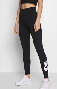 Women's Nike Black Small Legging New With Tags