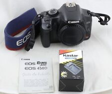 READ! Shutter only 14K! Canon EOS Rebel XSi 450D 12.2 MP Digital SLR Camera Body